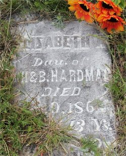 Elizabeth Ann Hardman