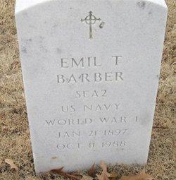 Emil T Barber