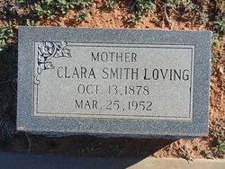 Clara <i>Smith</i> Loving