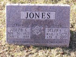 Delpha J Becky <i>Bockes</i> Jones