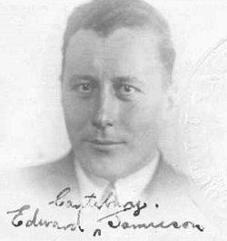 Edward Canterbury Ned Jamieson