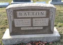 Rosa <i>Lee</i> Batton