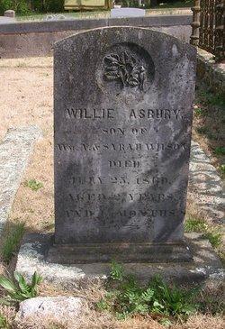 Willie Asbury Wilson