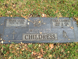 Lisa <i>Landry</i> Childress