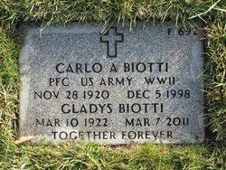 Carlo A Biotti