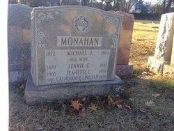 Catherine <i>Monahan</i> Linehan
