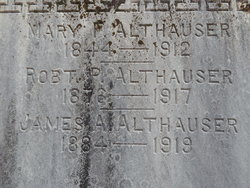 Mary F. Althauser