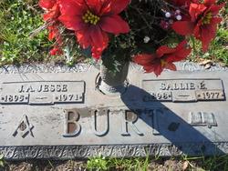 James A. Jessie Burt