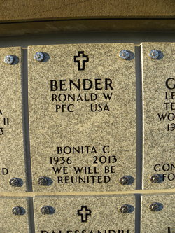Bonita Sharp <i>Arnold</i> Bender