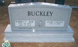 Robert G Bob Buckley