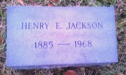 Henry E. Jackson