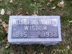 Joseph H. Wisdom