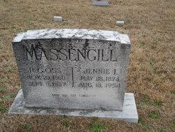 Jennie Isabelle <i>Jackson</i> Massengill