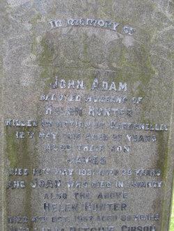 Pvt John Adam
