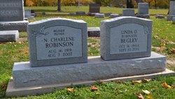 Linda Darlene <i>Robinson</i> Begley