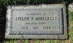 Evelyn V Dunkerley