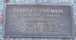 Clyde Eugene Miles