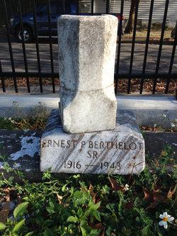 Ernest Paul Berthelot, Sr