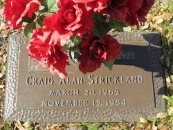 Craig Alan Strickland