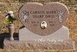 Carolyn Marie <i>Sharp</i> Davis