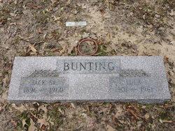 Jack Bunting, Sr