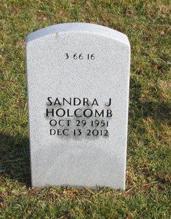 Sandra Jean Sandy <i>Baker</i> Holcomb