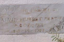 Alvin Hubert Frett