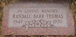 Randal Barr Thomas