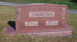 Cloa Lee <i>McVey</i> Simmons