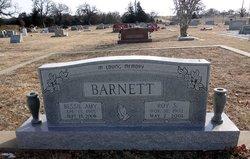 Bessie Amy <i>Middlebrooks</i> Barnett