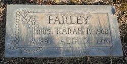 Alta D <i>Allen</i> Farley