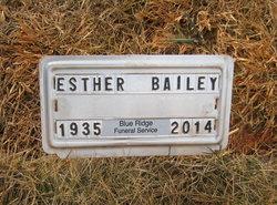 Esther Mary <i>Coffey</i> Bailey