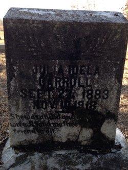 Julia Idela <i>Owens</i> Carroll