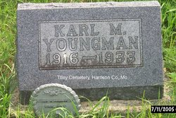 Karl Melton Youngman