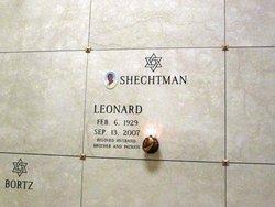 Len Shechtman