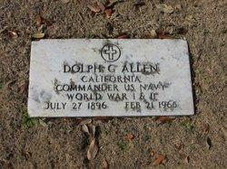 Dolph C Allen
