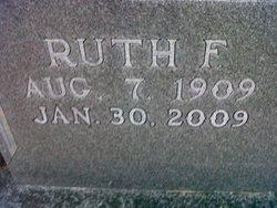 Ruth Marie <i>Fuller</i> Cross