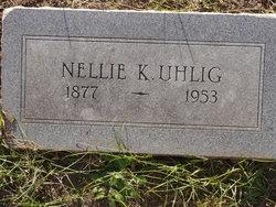 NELLIE <i>KINKLER</i> UHLIG