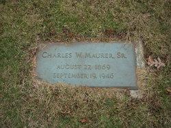 Charles W. Maurer