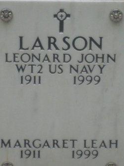 Margaret Leah Larson