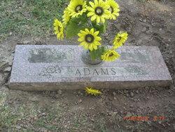 E Ruth Adams