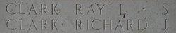 SSgt Ray L Clark