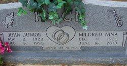 Mildred Nina <i>Brevik</i> Hoch
