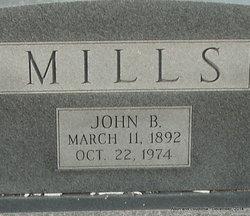 John B. Mills