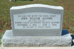 John William Allford