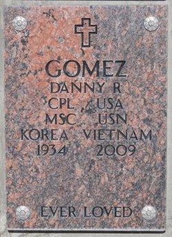 Daniel R. Danny Gomez