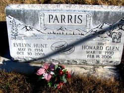 Evelyn <i>Hunt</i> Parris