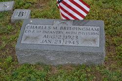 Pvt Charles Morgan Brittingham