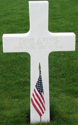 Pvt Philip J Byrne
