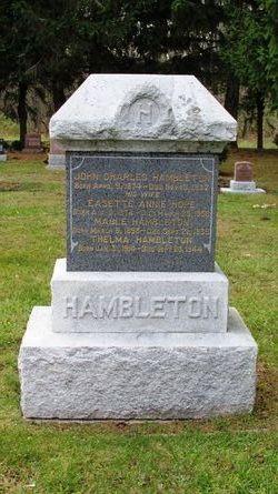 John Charles Hambleton
